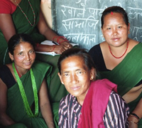 £18can teach 50 women about their rights
